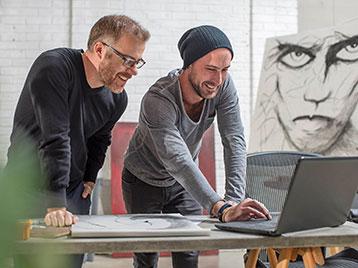 Existenzgründung für Designer:innen & Künstler:innen